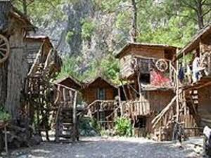 Olympos, Turkey