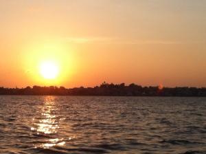 Lamu dhow cruise